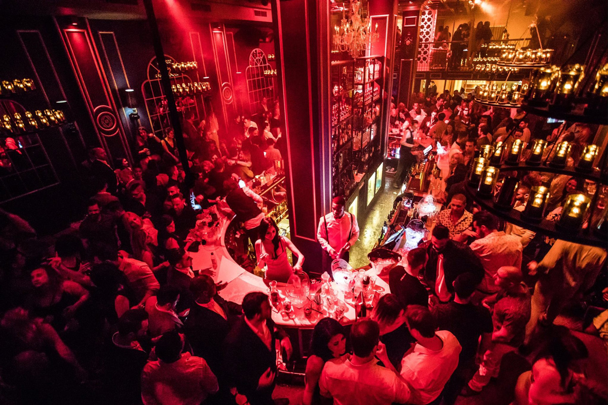 best clubs in montreal for 18 year olds